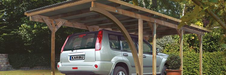 Carport Bausätze